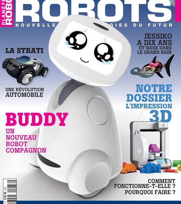 Planète Robots numéro 33