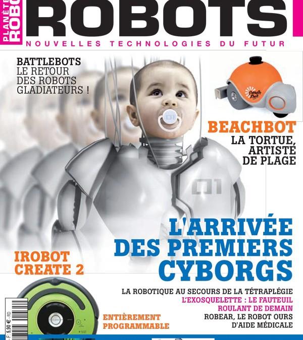 Planète Robots numéro 35