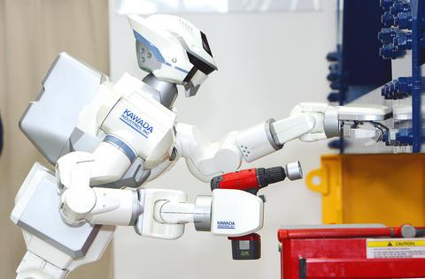 Sondage : avez-vous peur de perdre votre emploi à cause des robots ?