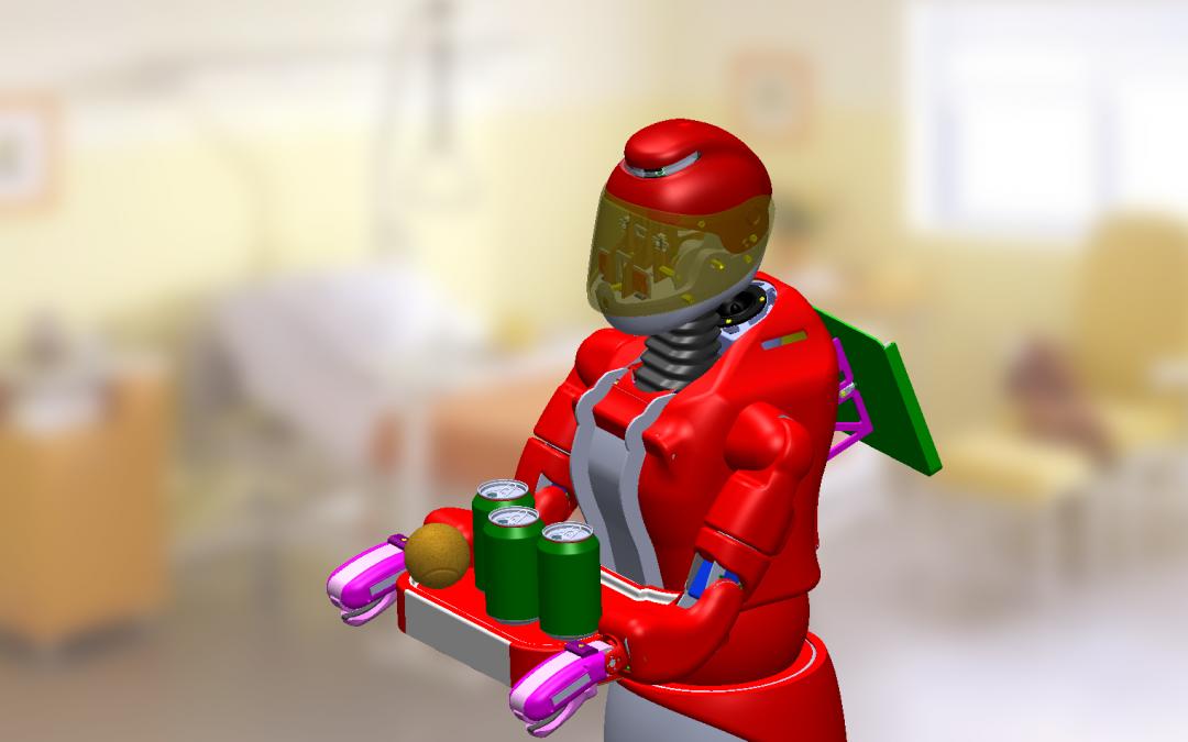 [Exclusif] Leenby, le nouveau robot de Cybedroid dévoilé en avant première
