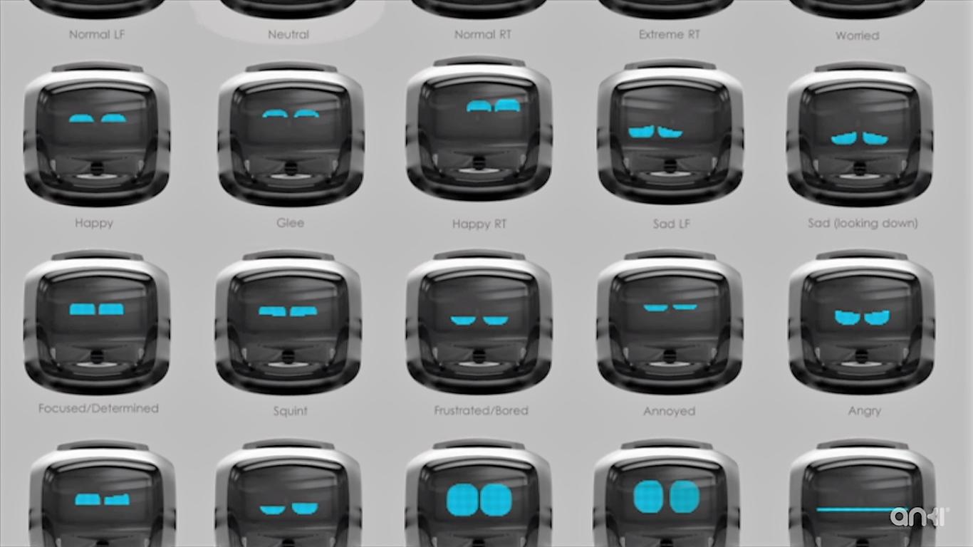 Cozmo Un Petit Robot Joueur Canaillou Et Intelligent