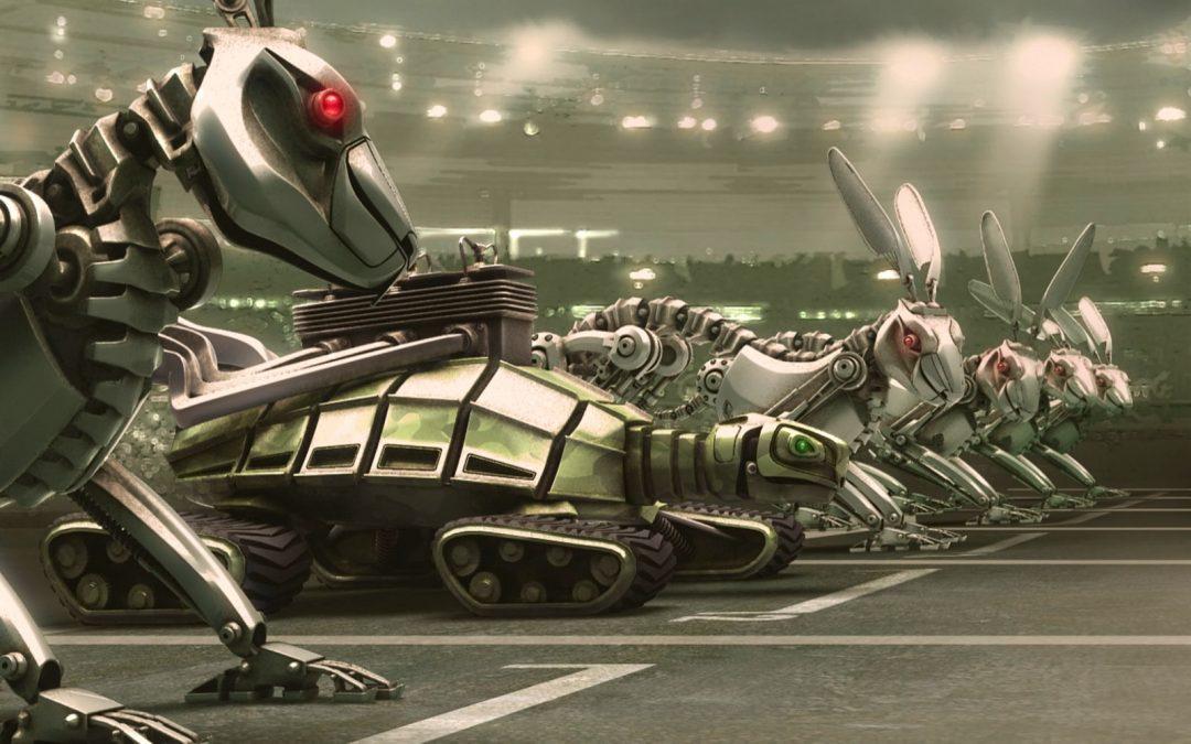 Inscrivez votre robot à la première Toulouse Robot Race !