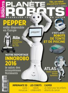 Planete Robots 40
