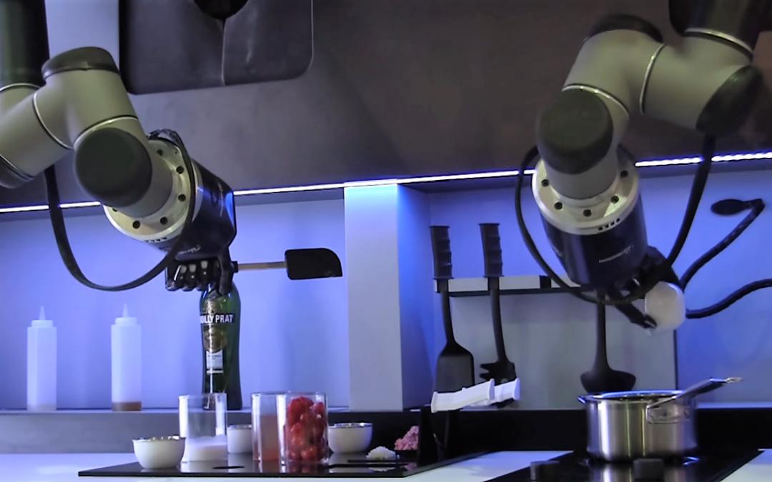 Un robot cuisinier bient t dans nos maisons plan te robots - Cuisiner avec un robot patissier ...