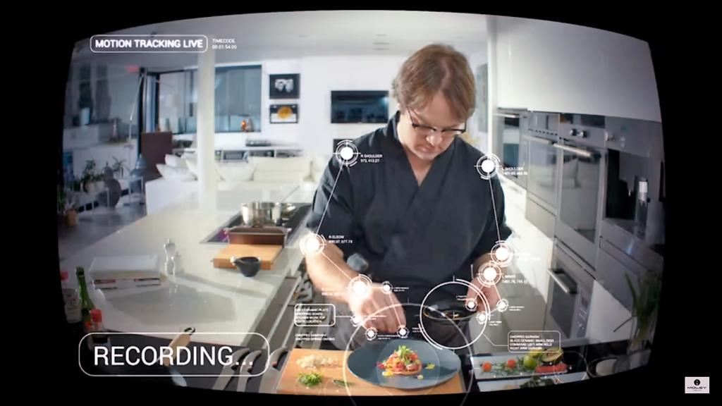 Un robot cuisinier bient t dans nos maisons plan te robots for Cuisinier un bras