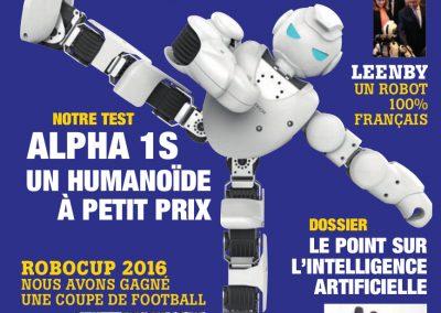 Planète Robots n° 41 – Extrait de 15 pages