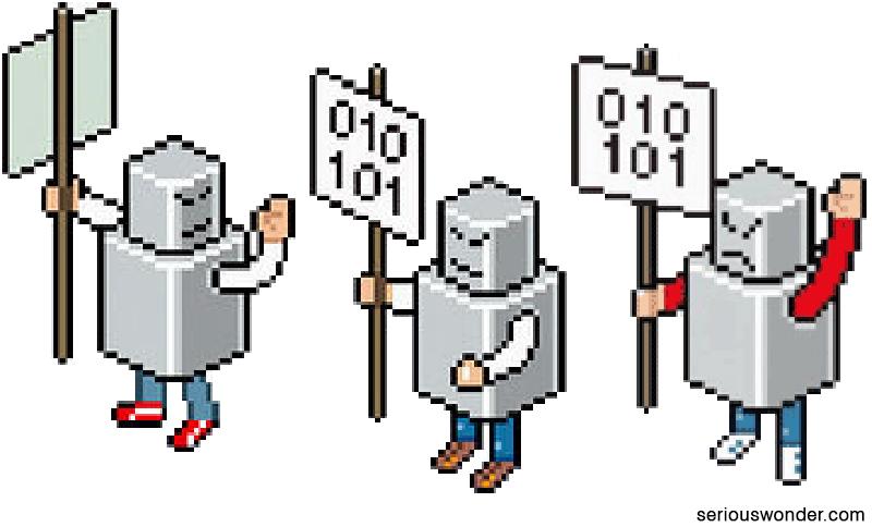 Un code du travail pour les robots ?
