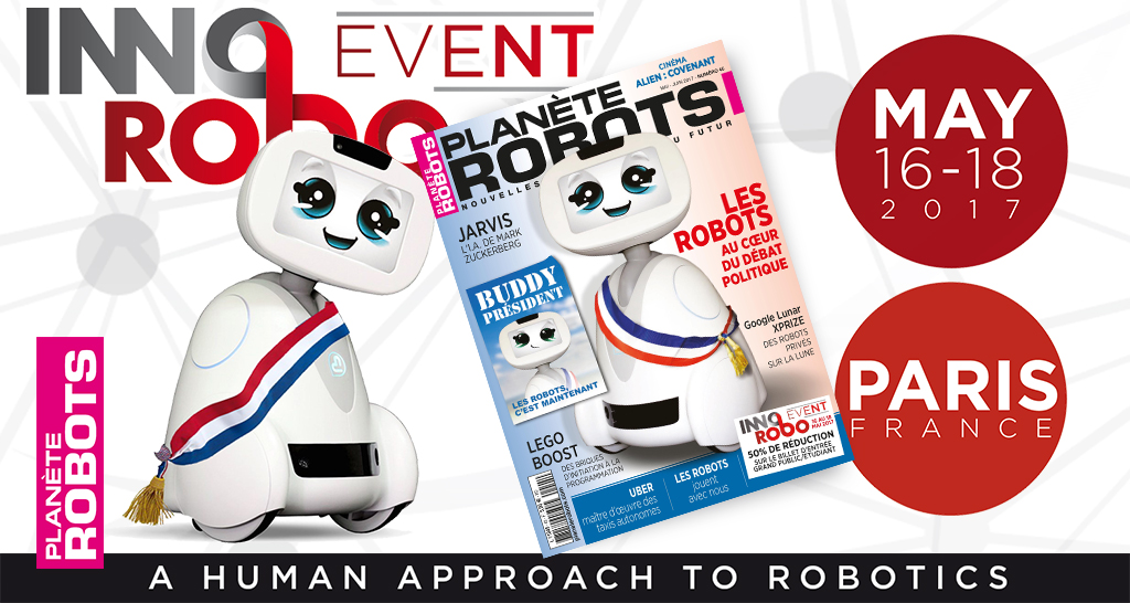 InnoRobo une approche humaine de la robotique