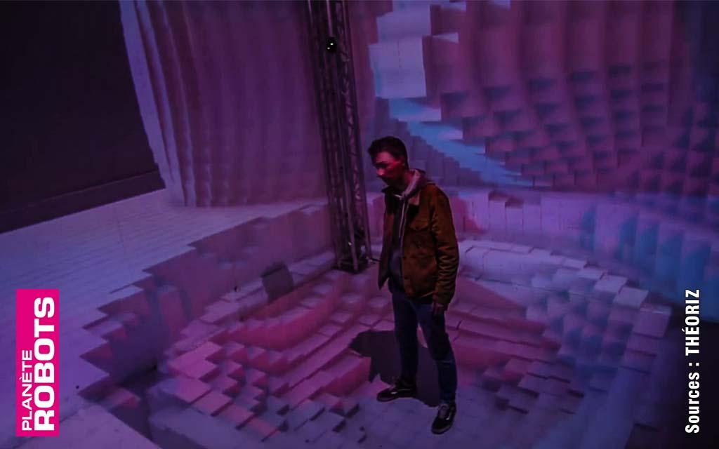 Une immersion 3D totale sans équipement portatif ?