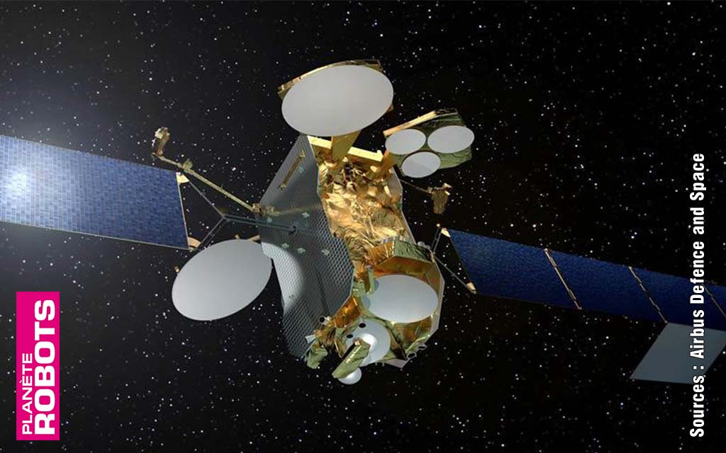 Merci Eutelsat 172B, ça capte !