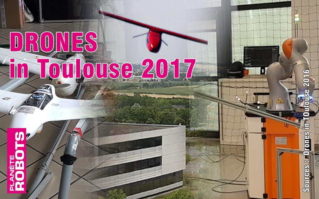 À vos agendas, fans de drones et de robots