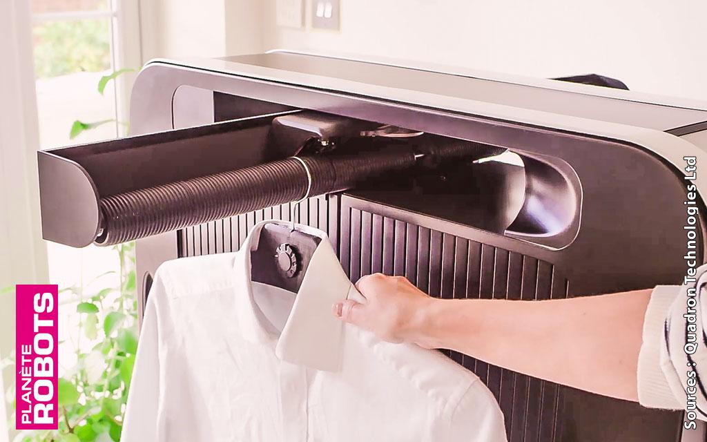 Là où Effie passe, les vêtements se repassent