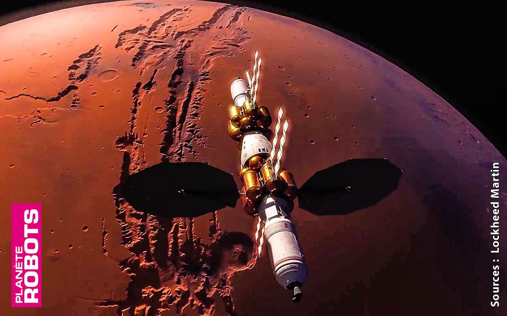 Une nouvelle étape martienne dans la conquête spatiale