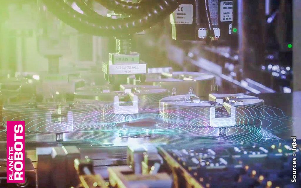 Intel apporte au développement de l'IA son processeur neuromorphique