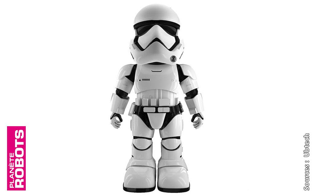 Un Stormtrooper à vos ordres dans votre salon