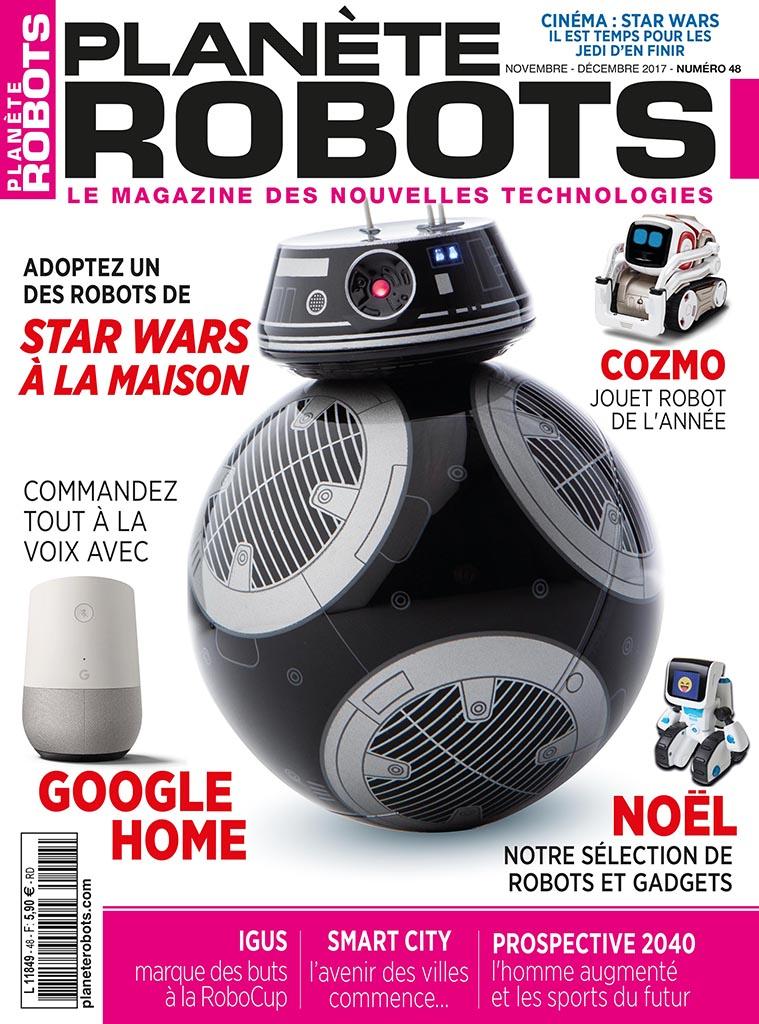 Planète Robots n° 48 – Extrait de 15 pages