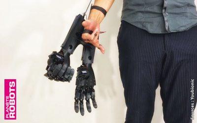 Youbionic ouvre de nouvelles portes du transhumanisme