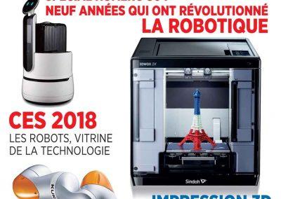 Planète Robots n° 50 – Extrait de 15 pages