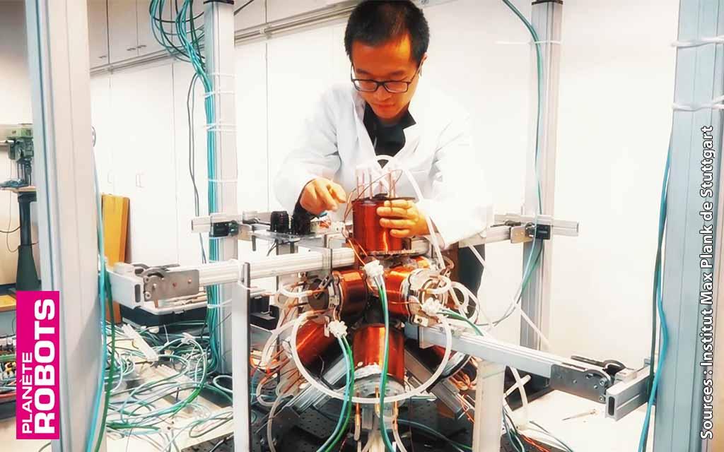 Un robot millimétrique pour soigner votre corps de l'intérieur