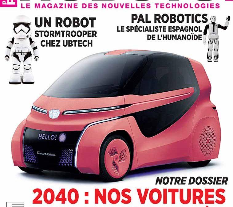 Planète Robots n° 51 – Extrait de 17 pages