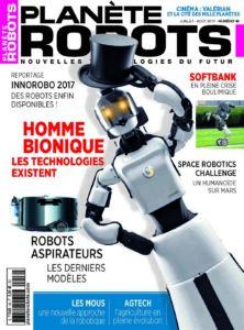 Couverture du Planète Robots N°46
