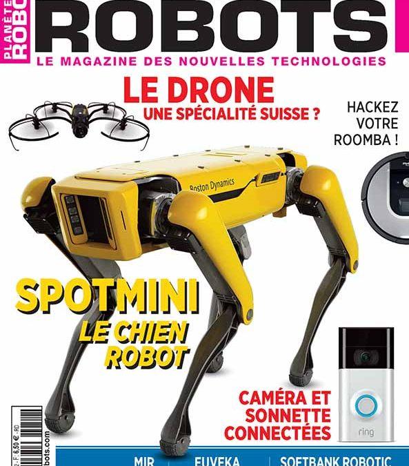 Planète Robots n° 52 – Extrait de 15 pages