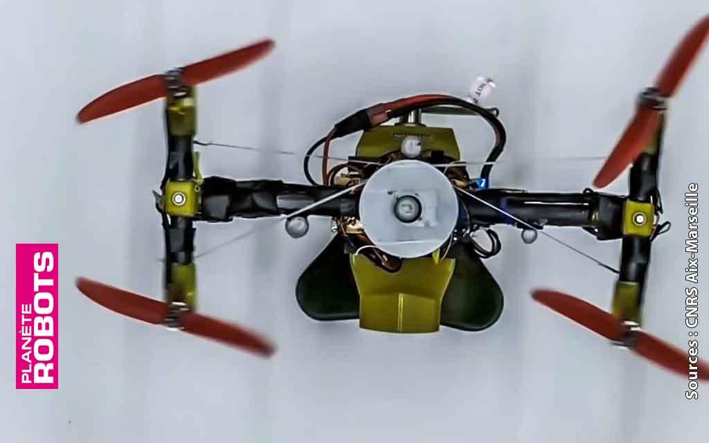 Le morphing appliqué aux drones