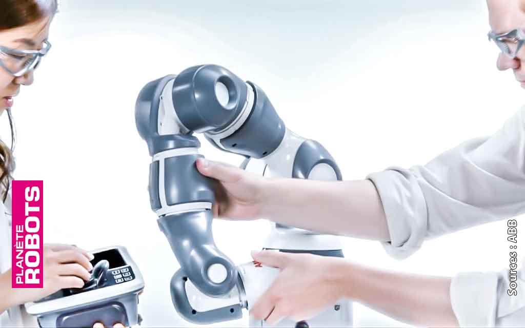 ABB et Kawasaki présentent leurs nouveaux robots collaboratifs