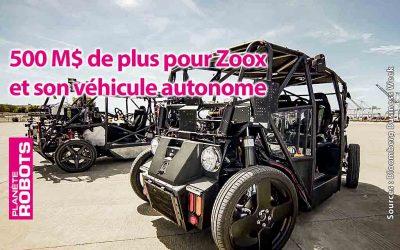 Zoox, une vision différente du véhicule autonome