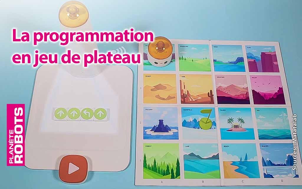 Matatalab apprend la programmation à vos enfants