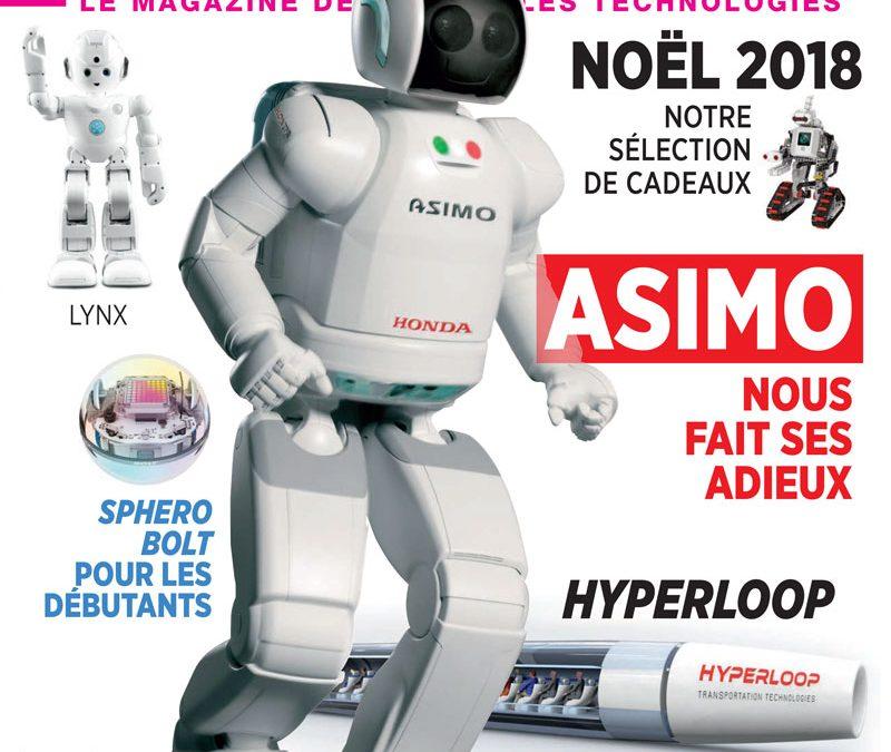 Planète Robots n° 54 – Extrait de 18 pages