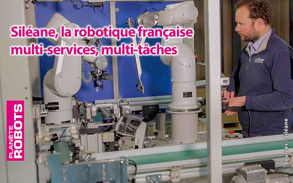 À Saint-Etienne, l'industrie des robots de pointe ne cesse de se développer.