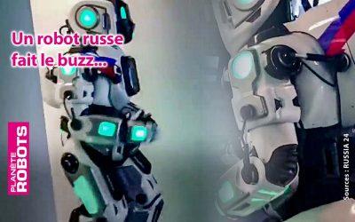 Le robot BORIS était en fait un costume !