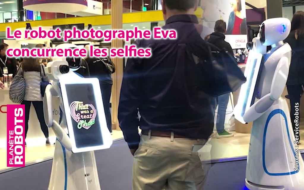 Service Robots propose des robots d'animation et de services