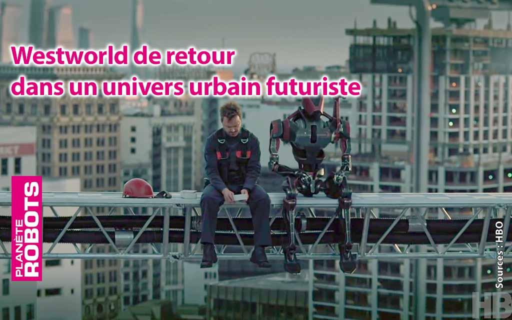 Les humains artificiels de Westworld sont de retour en 2020