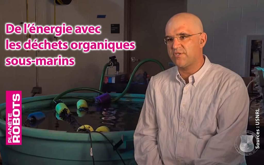 Des sous-marins militaires qui se rechargent aux excréments de poissons ?