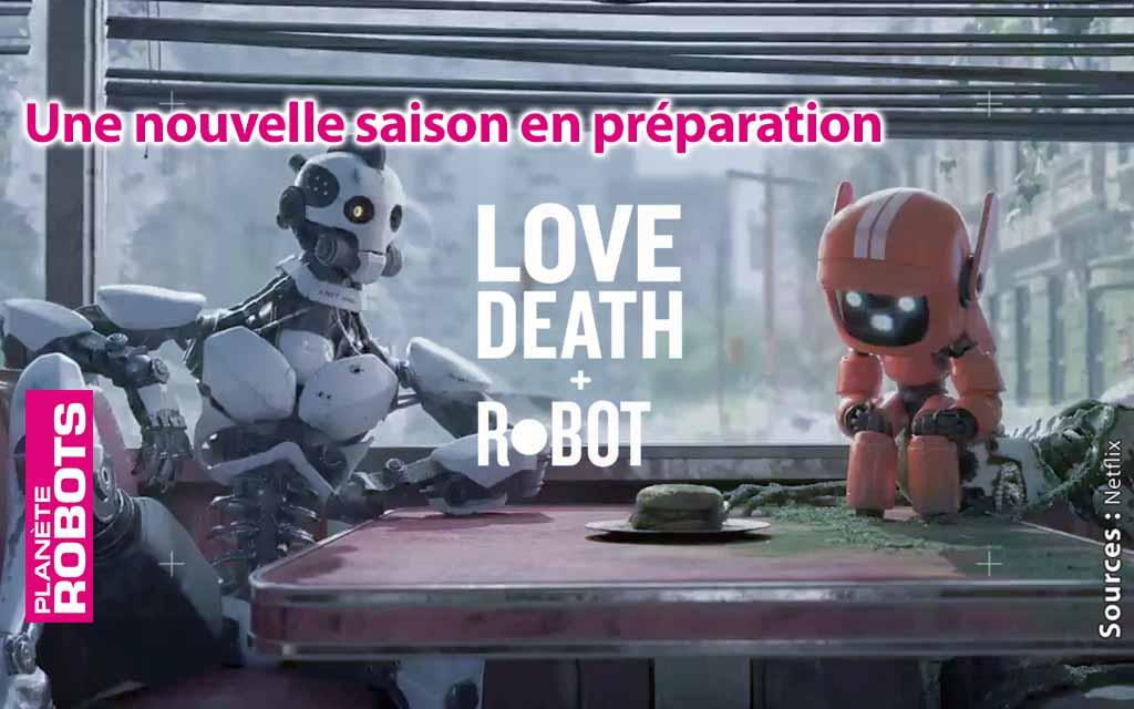 Une nouvelle saison pour Love Death and Robots
