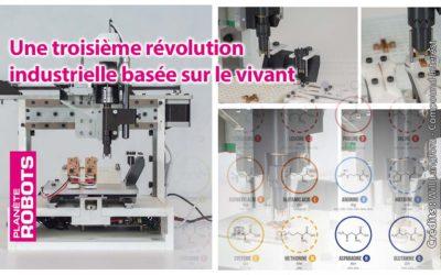 Une troisième révolution industrielle basée sur le vivant