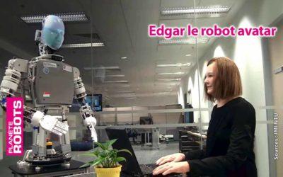 Edgar le robot avatar