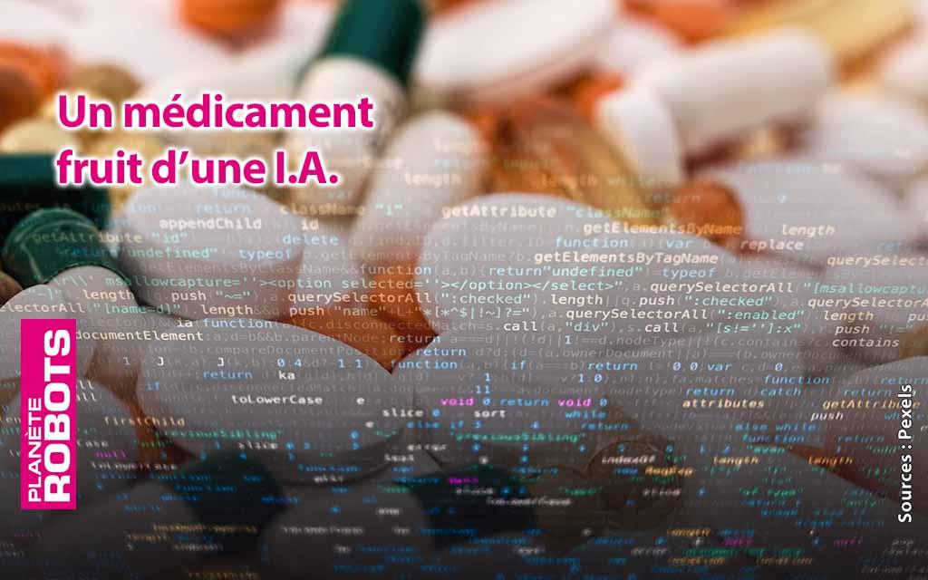 Une I.A. pour créer des médicaments