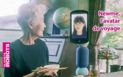 Des robots avatars pour voyager à votre place